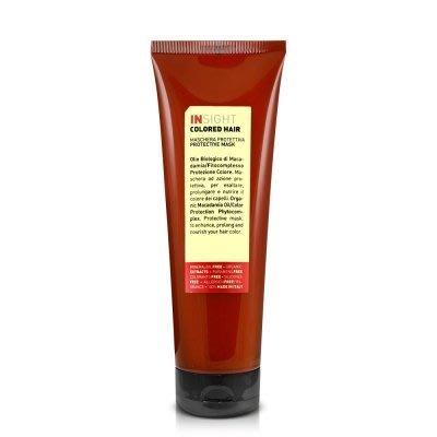 【IS艾絲】沖洗式護髮】INSIGHT  インサイト 堅果油護色髮膜 250ML