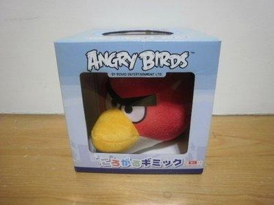 日本進口Angry Birds 憤怒鳥玩偶