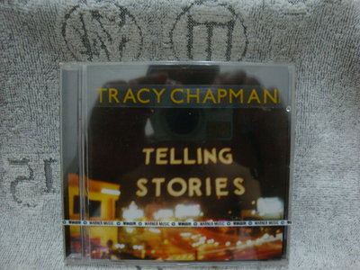 11  TRACY CHAPMAN  TELLING STORIES 華納代理