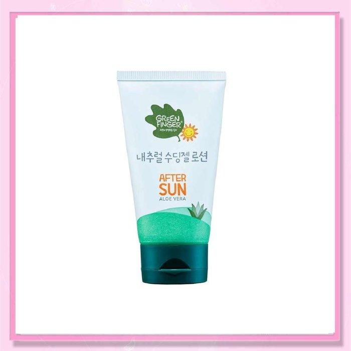 <益嬰房>Green Finger - 綠手指 自然舒緩系列-曬後護理潤膚露-100ml