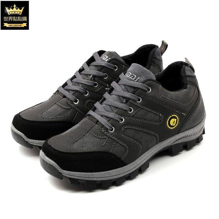 夏季戶外 登山鞋 男士新品防水徒步鞋輕便耐磨爬山鞋