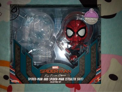 Spider-Man Far From Home Hot Toys Cosbaby