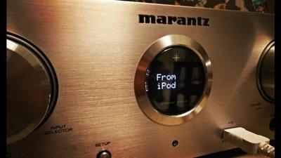 marantz HD-AMP1 USB DAC 擴大機 + ECLIPSE TD307MK2 喇叭