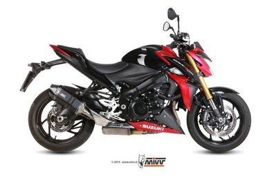 【MIVV】Speed Edge系列 SUZUKI GSX-S1000 GSX-S1000F S1000 S1000F