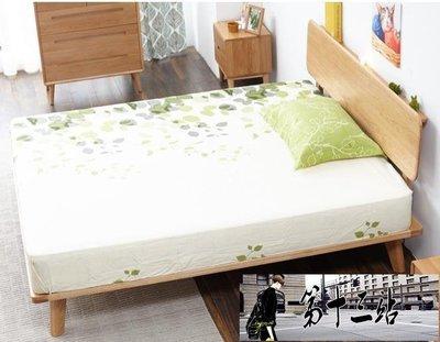雙人床架 北歐全實木床1.5m現代簡約1.8米經濟型小戶型日式雙人床主臥JD【第十三站】