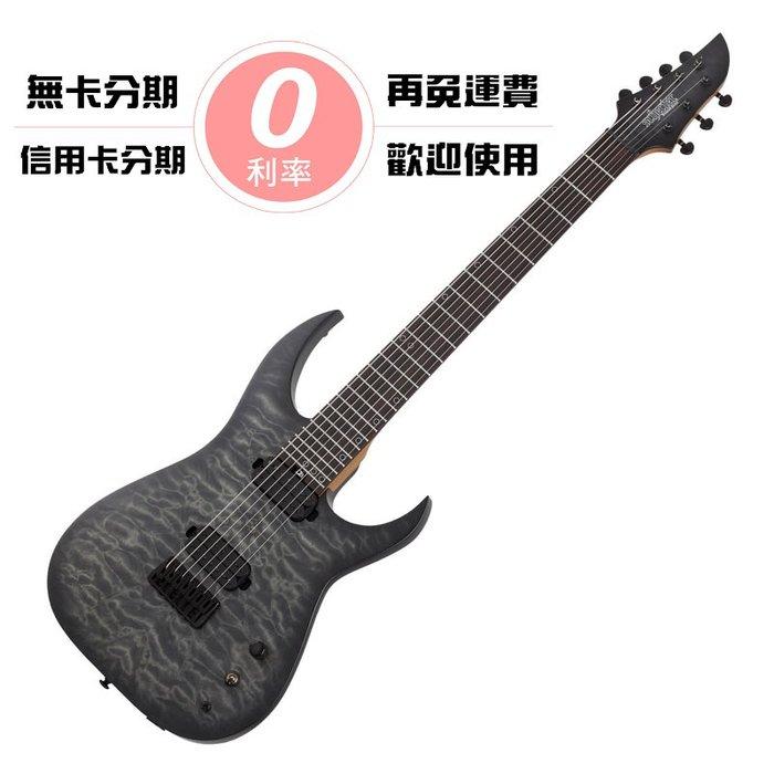 ☆唐尼樂器︵☆分期免運 Schecter Keith Merrow KM-7 MK-III Standard 電吉他