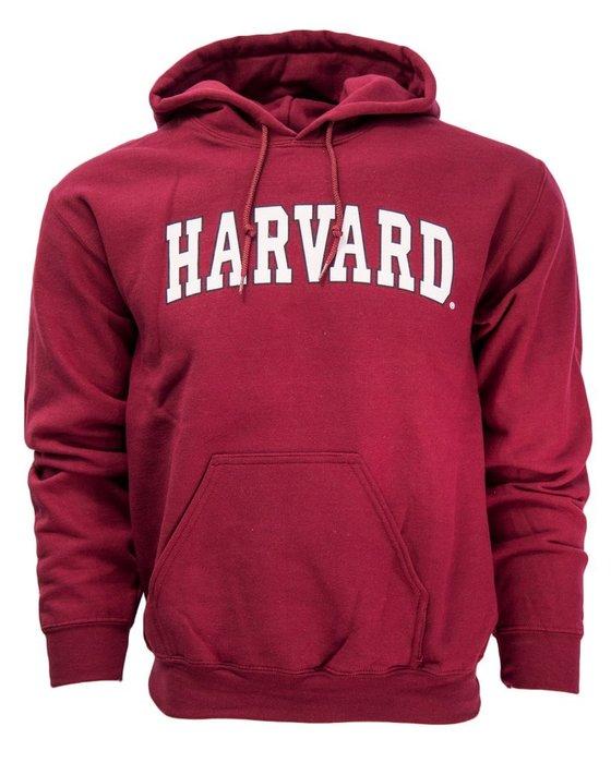 《FOS》美國 Harvard 哈佛 大學 帽T 連帽 T恤 男女 棉質 校園 運動 2019新款 林書豪 禮物