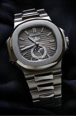 Patek Philippe [NEW][已停產] 5726/1A Nautilus Annual Calendar Moonphase