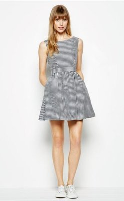 MISHIANA 英國品牌 JACK WILLS Wennel Bow Back Dress ( UK12.特價出售 )