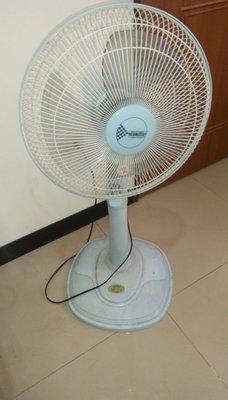 下殺!出清!!@山多力*電風扇,超涼!*立扇, 高度97公分, 風扇直徑 40公分,*風向 不能固定,*