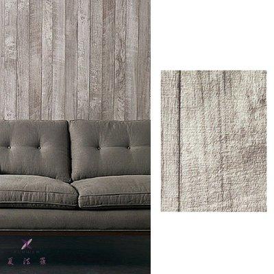 【夏法羅 窗藝】日本進口 仿建材 仿木材 仿木紋 低調時尚 壁紙CF_093497