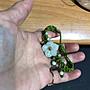 天然玉石 緬甸玉 手環 中國結 7公克 二手珍品 可調