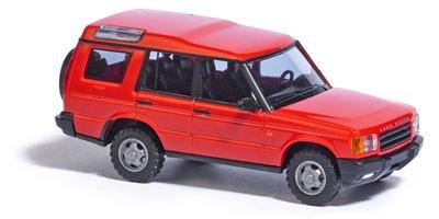 傑仲 (有發票) 博蘭 公司貨 BUSCH 模型車 Land Rover Discovery 51900 HO