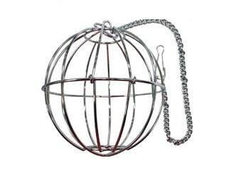 皇冠 ACEPET 吊掛式 兔用牧草球R-A191懸吊式 牧草架 9cm,每顆99元