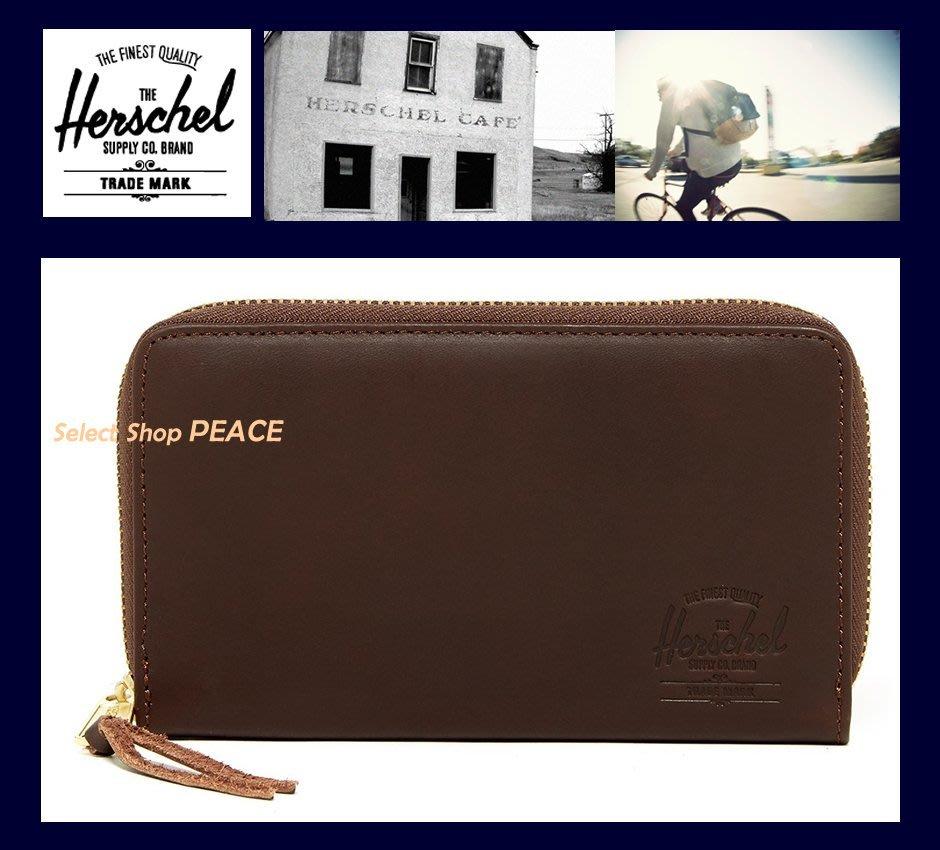 Herschel Supply Co.加拿大【現貨】長夾 Thomas Wallet Leather