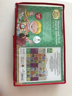 oxford -Read with Biff, Chip and Kipper Collection: Levels 1-3 - 33 Books