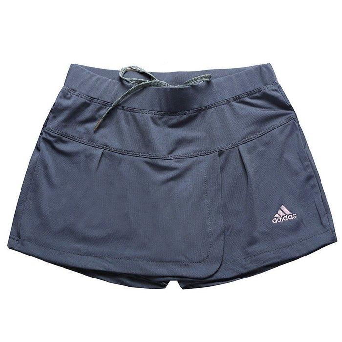 女子運動短褲跑步健身短褲女網球羽毛球運動裙褲瑜伽運動褲