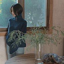 i-Mini 正韓|實搭無肩線羊毛30%高領針織上衣|4色‧ 韓國連線‧代購‧空運【11052702MC】