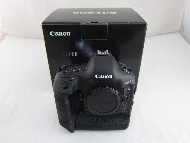明星3C  Canon 1Dx 單機身 全片幅旗艦機神 公司貨/極新*85000元*(AR070)