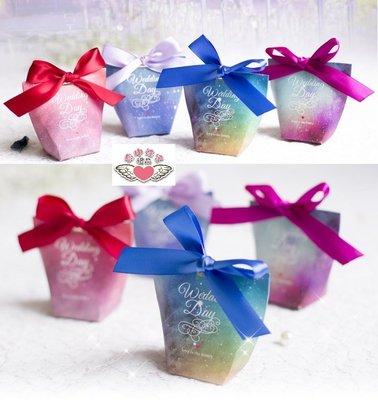 ☆命中注定☆星空喜糖盒,二次進場,婚禮小物,喜糖盒,畢業禮,工商禮品,情人節,文具,居家用品