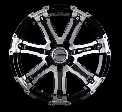 DJD19051752 日本正RAYS FDX-D 16-17吋 鍛造鋁圈 輕量化 依當月報價為準