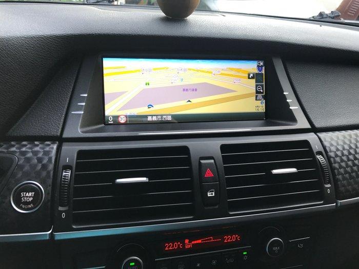 【嘉義.新動力汽車音響】BMW X6 X5 X4 X3 專用Android機