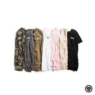 (MARVELOUS) SQUAD 經典後擺長版Tee Classic Backswing Long T-Shirt