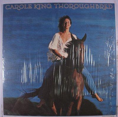 《二手美版黑膠》Carole King – Thoroughbred 台北市