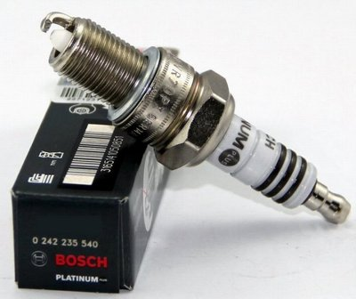 HARLEY 1340 V2 Evolution 專用德國 BOSCH 白金火星塞