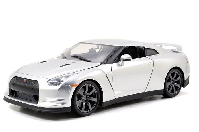 (I LOVE樂多)日本進口JADA 1/24 rian's nissan GTR 玩命關頭 模型車