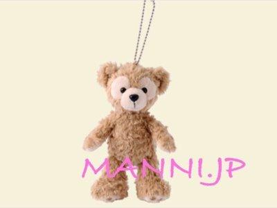 《日本迪士尼帶回》達菲熊 站姿吊飾珠鏈 DUFFY 吊飾 珠鍊吊飾