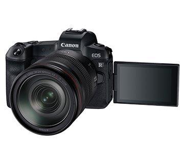 CANON EOS  R  + RF  24-105mm  f/4LIS USM 全片幅 數位單眼  單鏡組‧ WW