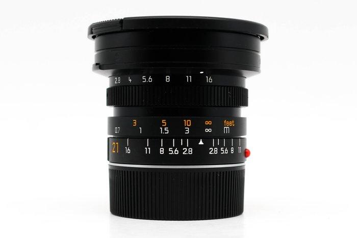 【高雄青蘋果3C】徠卡 Leica Elmarit-M 21mm f2.8 E60 加拿大製 二手 單眼鏡頭#11418
