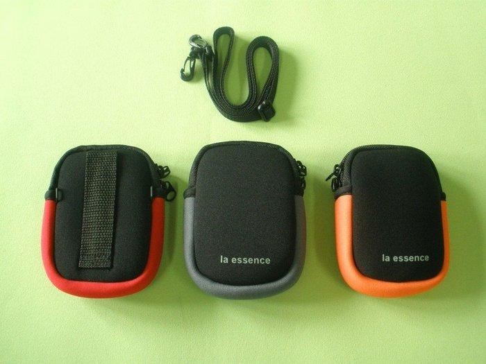 la essence 熱賣商品 LE-9305S(小) 防衝擊-惰性綿相機袋/手機袋(創新設計-惰性棉+潛水衣布)