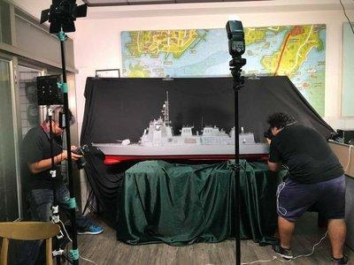 1/72博物館級2.5米神盾艦 次元艦隊「未來號」19,990元(請先聯繫確認存貨)