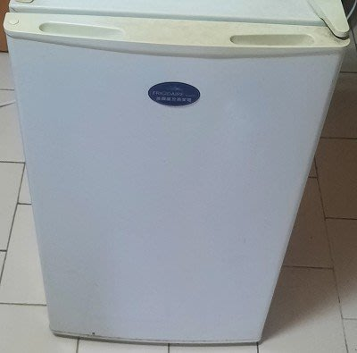 富及第小冰箱/92升/FRT-0923Y