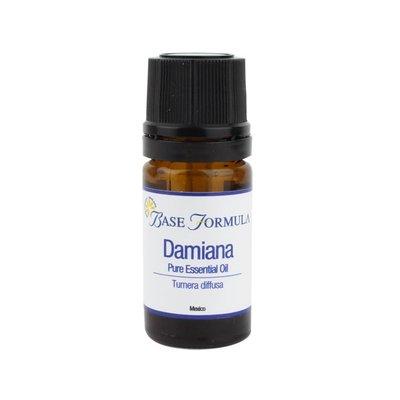 *百合麻雀*達米阿那精油-10ml-英國Base Formula原裝進口(滿額好禮現金回饋)透納樹葉精油,達米阿那葉精油