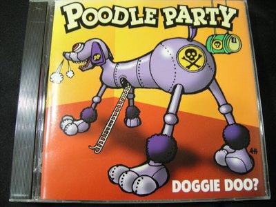 【198樂坊】 Poodle Party Doggie Doo(Intro...日版)BF
