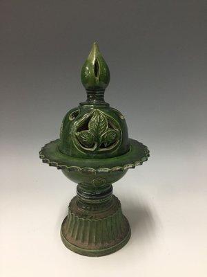 〈長輩的私藏古瓷〉遼彩燻爐