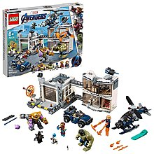 【全新Lego Marvel Avengers系列】 16131 Compound Battle