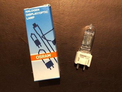 OSRAM歐司朗 DISPLAY/OPTIC 500W 120V GY 9.5 EHA NAMED 54585 特殊燈泡