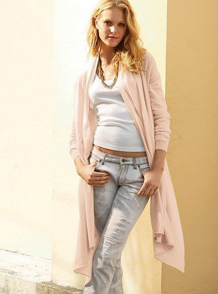 ☆°╮VS流行館╭°☆維多利亞的秘密Victoria's Secret◎喀什米爾羊毛外套(現貨在台)