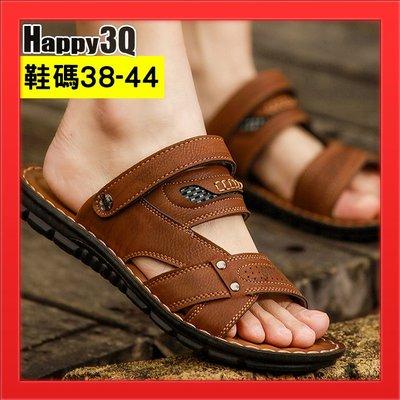 夾腳涼鞋中性拖鞋平底鞋子開車拖鞋男生拖鞋英倫風-多款38-44【AAA4307】