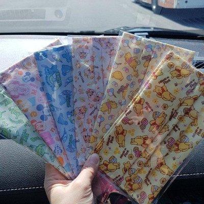 (全套6個)7-11 迪士尼口罩套-小熊維尼,奇奇蒂蒂,米奇米妮,史迪奇,三眼怪