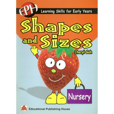 Pre-school Learning Skills for Early Years Shapes&Sizes(Nur.