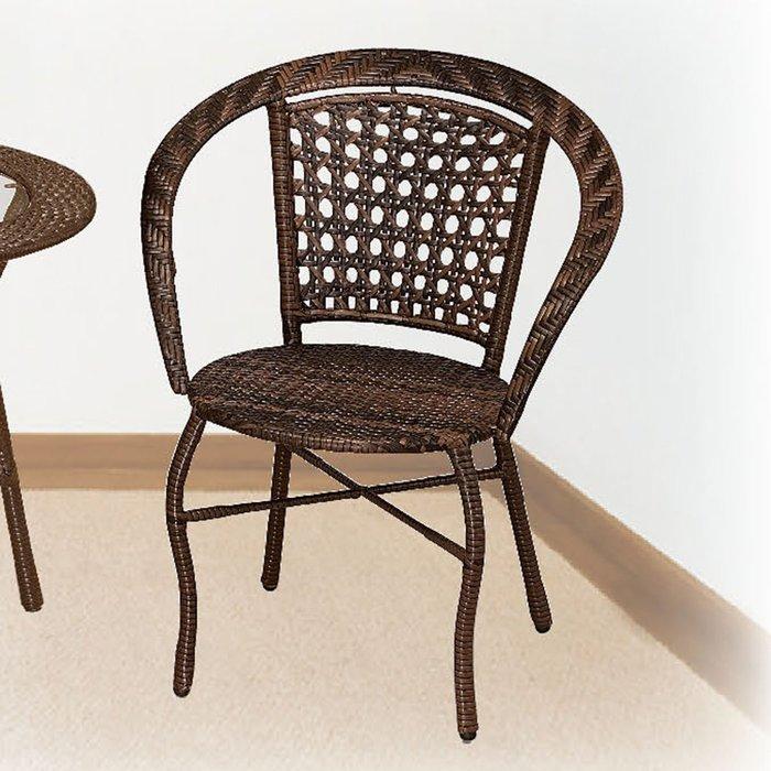 【優比傢俱生活館】19 便宜購-Y93籐編織休閒椅/戶外椅/餐椅 SH831-1
