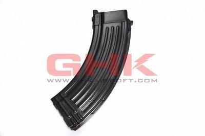 Funny GUNGHK AK47 / AKM GBB氣動槍專用 Co2彈匣-GHKXCAKM