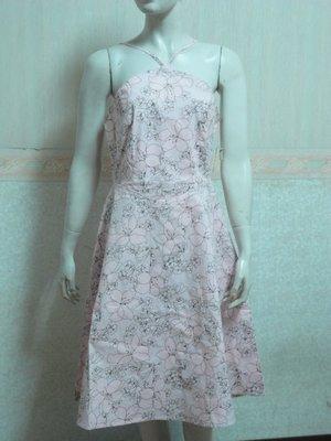 一元起標~MISS~印花設計甜美風洋裝~SIZE:12