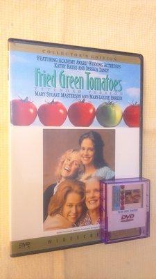電影狂客/正版DVD美版一區加長版油炸綠蕃茄 (戰慄遊戲/凱西貝茲/溫馨接送情/潔西卡譚頓/超危險特工/瑪麗路易絲派克)