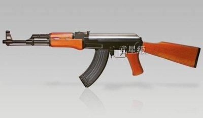 台南 武星級 SRC AK47 全金屬 電動槍 三代 (AK74 AKM PMC BB槍玩具槍步槍狙擊槍卡賓槍衝鋒槍